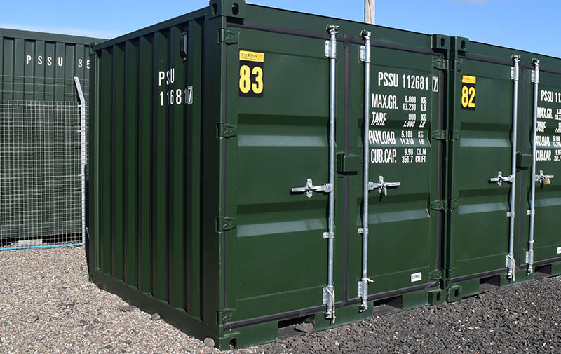 8ft storage container in dundee