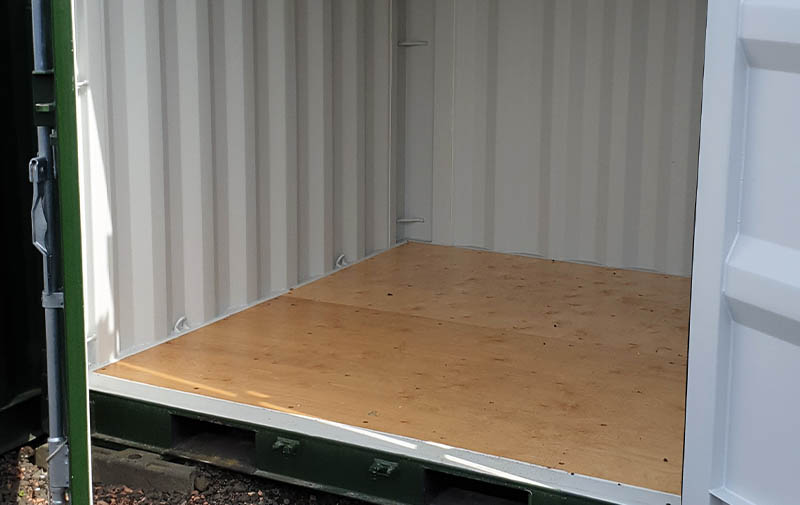 8ft storage container in fife
