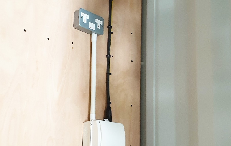 mini yards electric in cupar