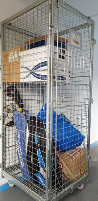 open storage cupar in fife